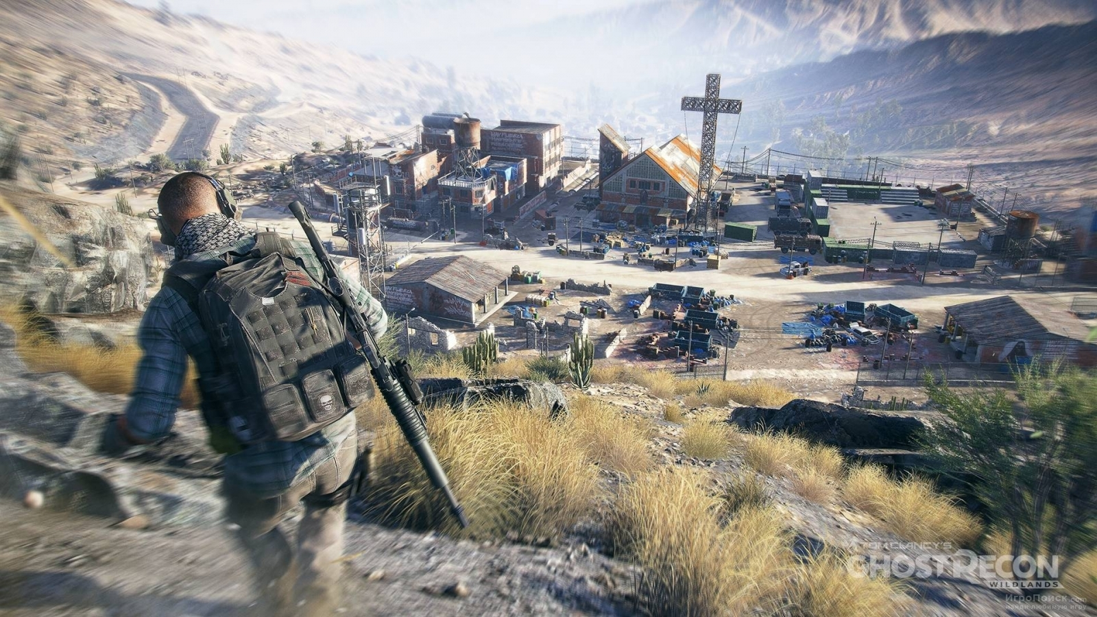 Скриншот к игре Tom Clancy's Ghost Recon: Wildlands