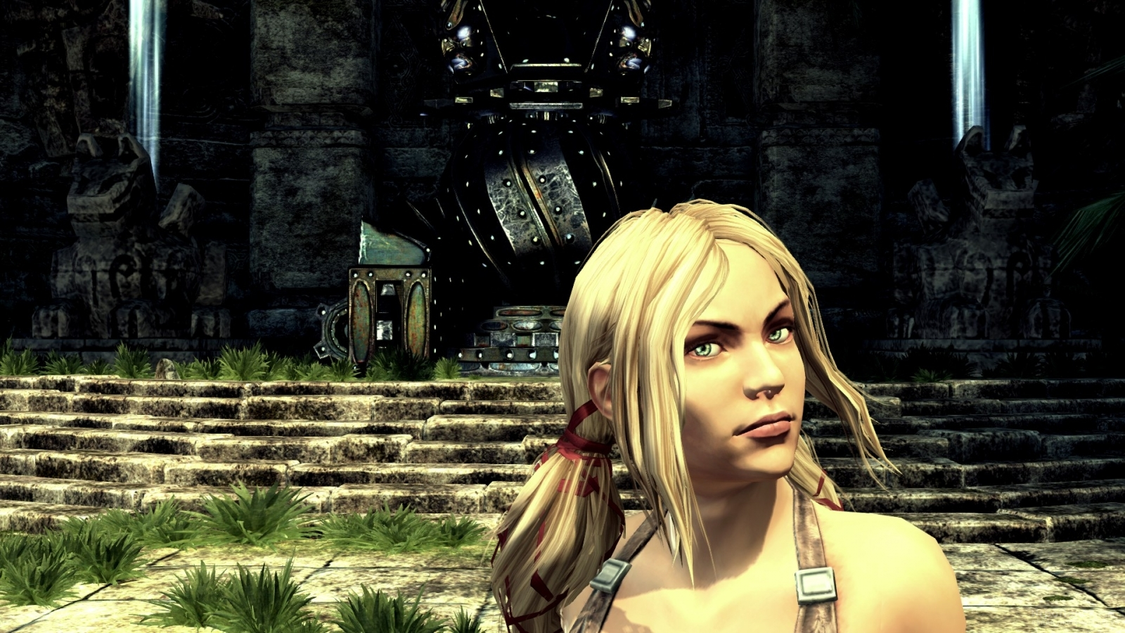 Скриншот к игре Blades of Time