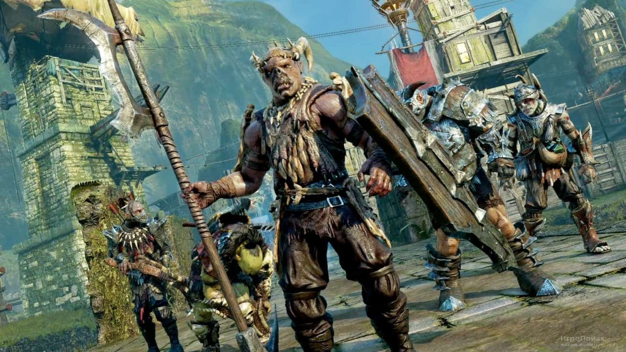 Скриншот к игре Middle-earth: Shadow of Mordor - Lord of the Hunt