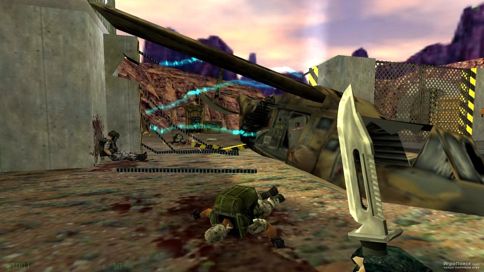 Скриншот к игре Half-Life: Opposing Force