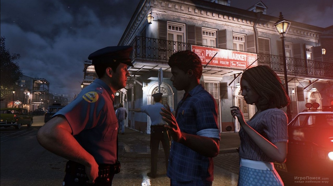 Скриншот к игре Mafia III