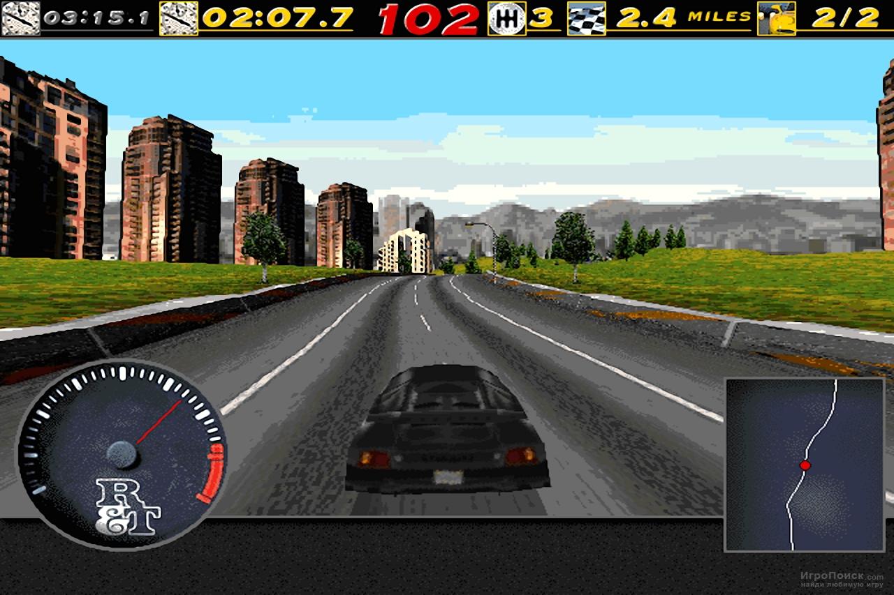 Скриншот к игре The Need for Speed