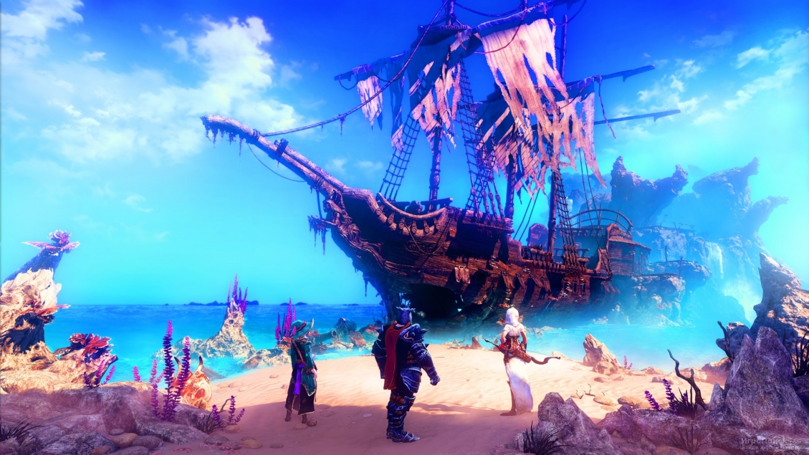 Скриншот к игре Trine 3: The Artifacts of Power