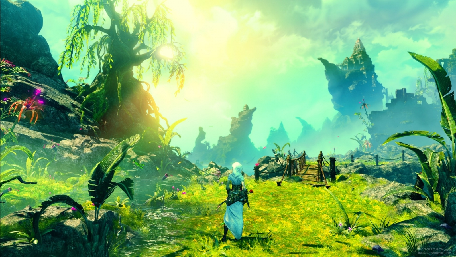 Скриншот к игре Trine 3: The Artifacts of Power