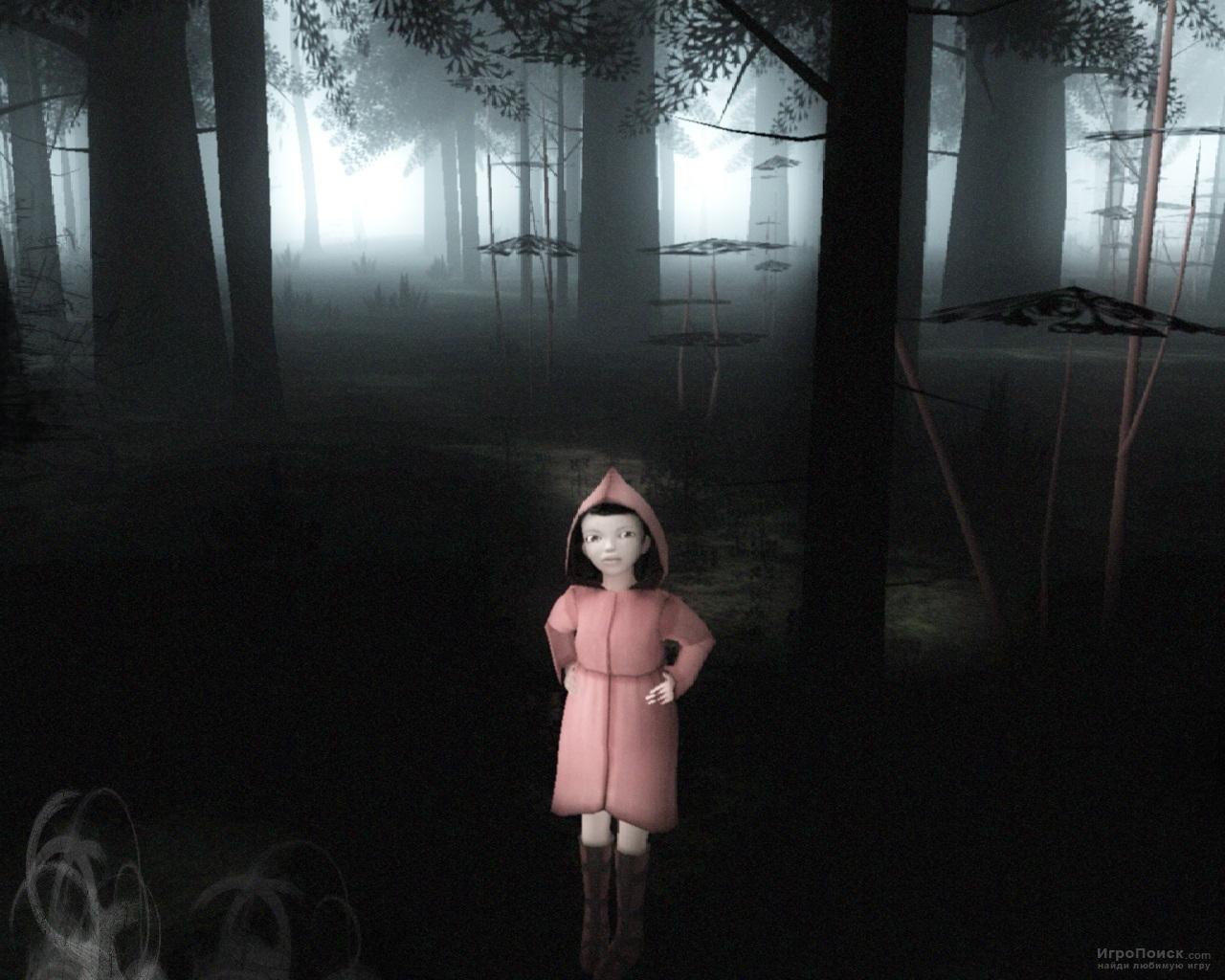 Скриншот к игре The Path