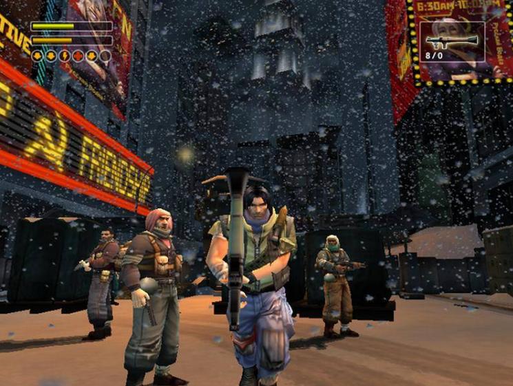 Скриншот к игре Freedom Fighters