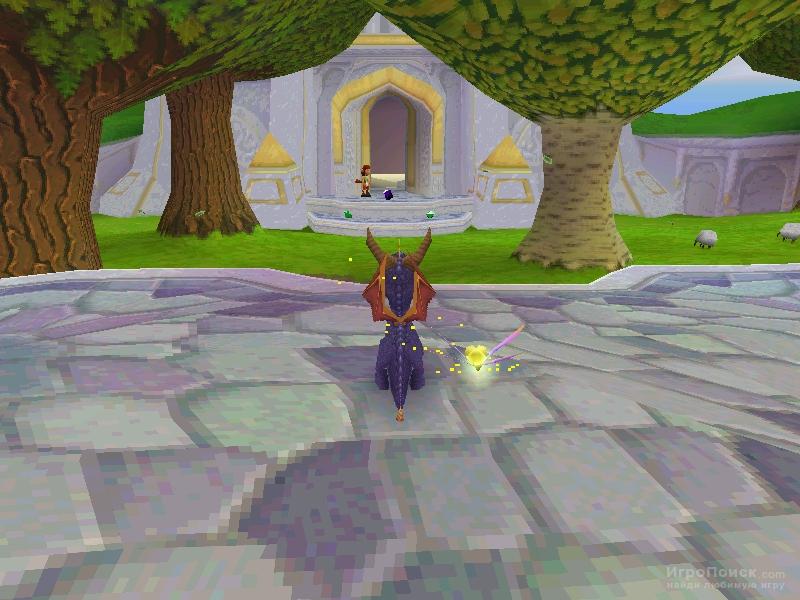 Скриншот к игре Spyro 2: Ripto's Rage!