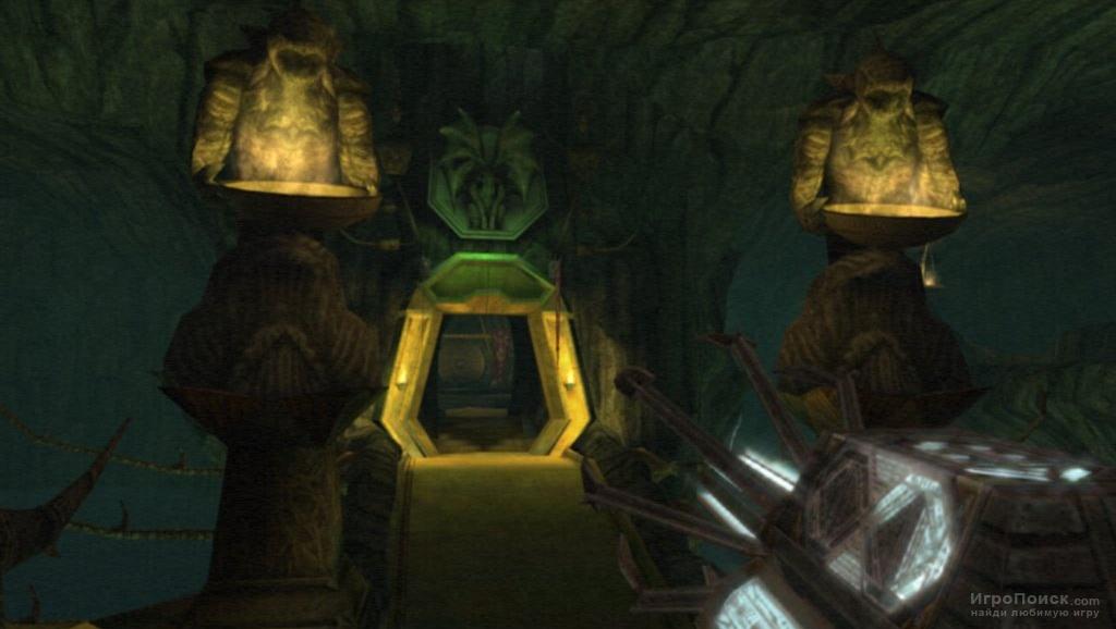 Скриншот к игре Call of Cthulhu: Dark Corners of the Earth