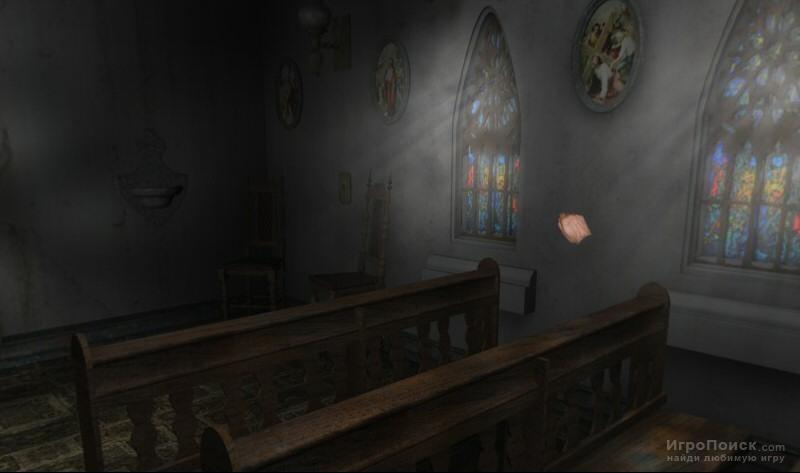 Скриншот к игре Scratches