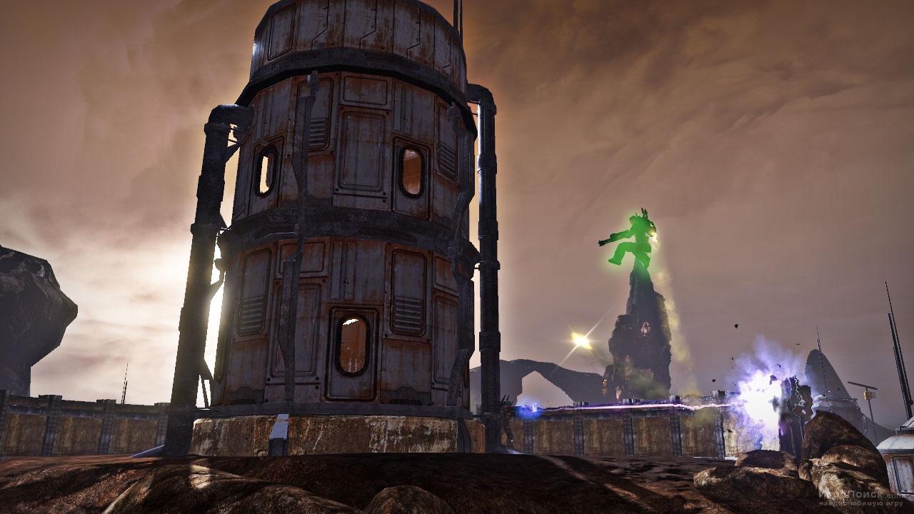 Скриншот к игре Red Faction: Guerrilla - Demons of the Badlands