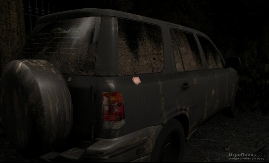 Скриншот к игре Scratches: Director's Cut