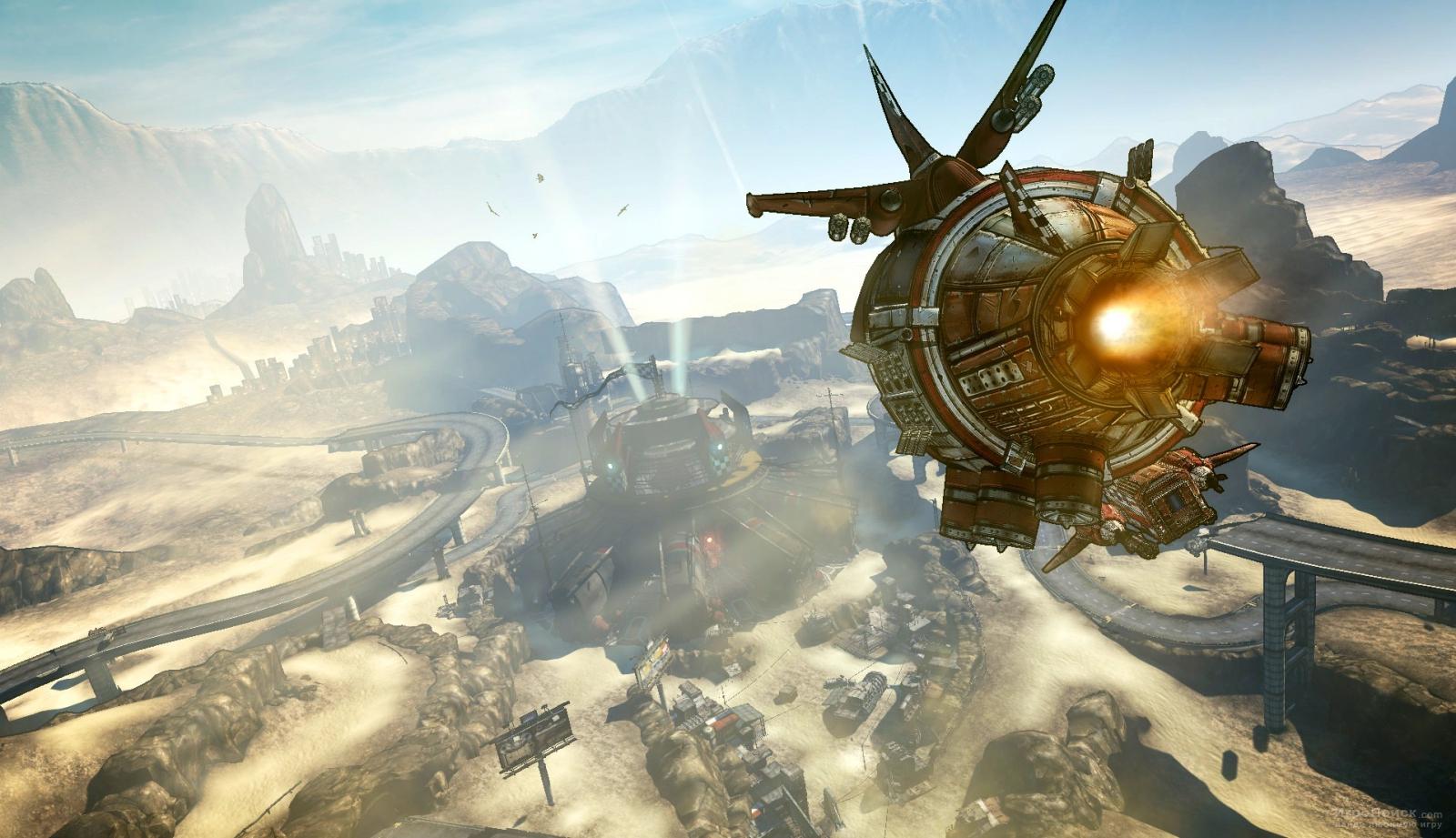 Скриншот к игре Borderlands 2: Mr. Torgue's Campaign of Carnage