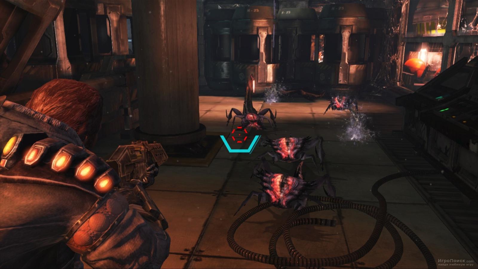 Скриншот к игре Lost Planet 3