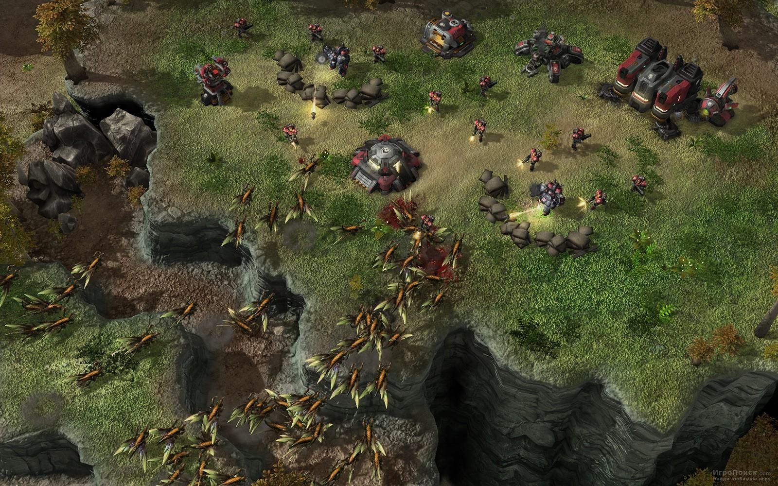 Скриншот к игре StarCraft II: Legacy Of The Void