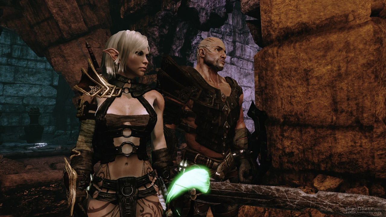 Скриншот к игре Hunted: The Demon's Forge