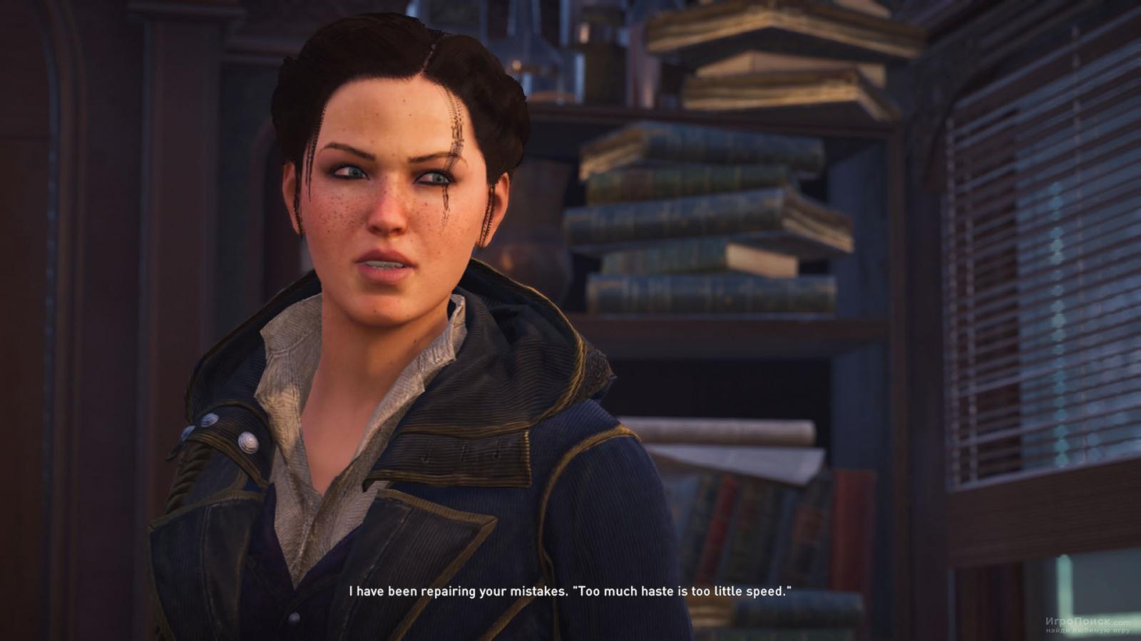 Скриншот к игре Assassin's Creed: Syndicate