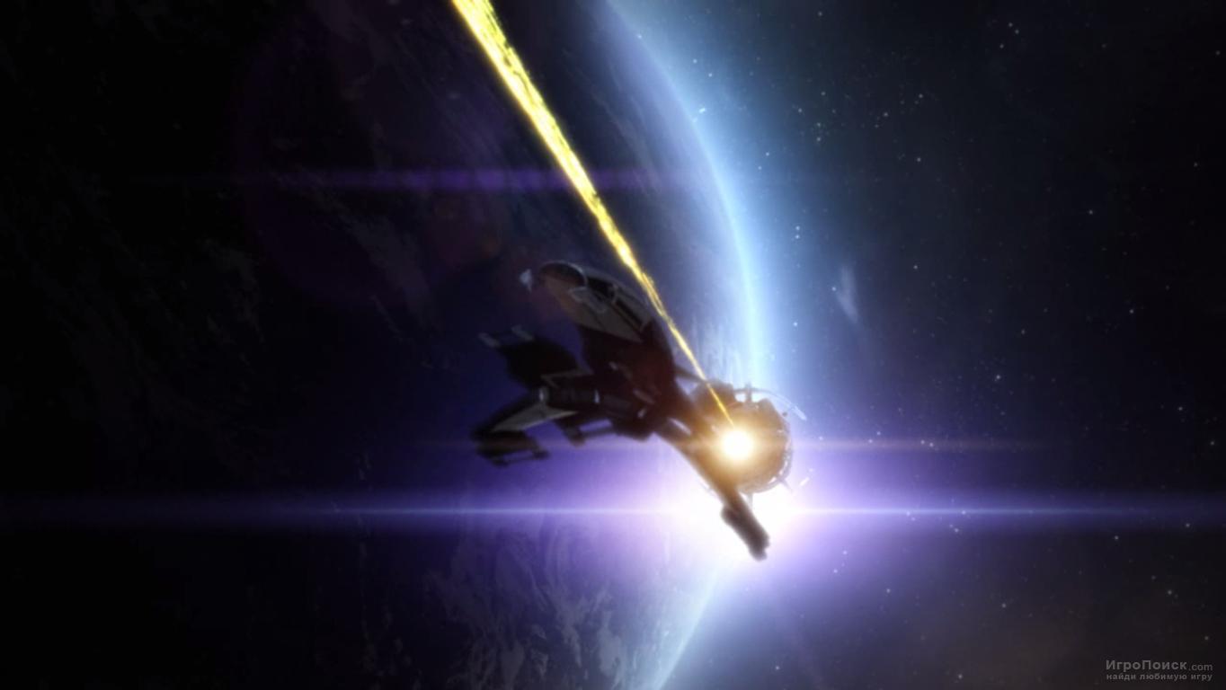 Скриншот к игре Mass Effect 2