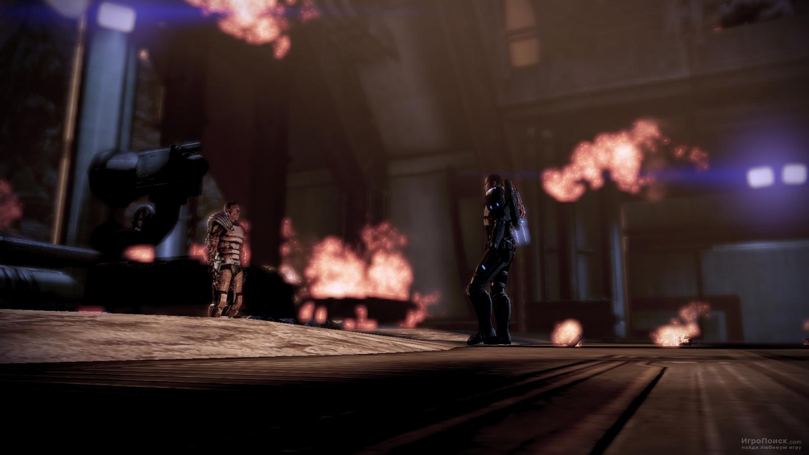 Скриншот к игре Mass Effect 2: Zaeed: The Price of Revenge