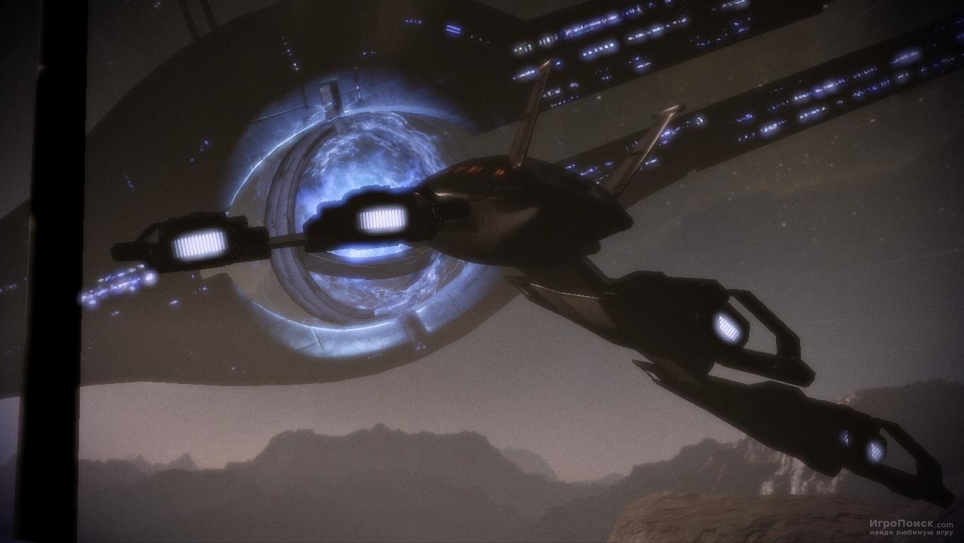 Скриншот к игре Mass Effect 2: Arrival