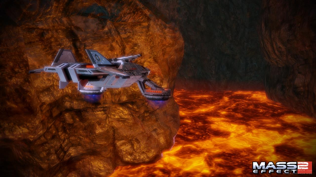 Скриншот к игре Mass Effect 2: Firewalker