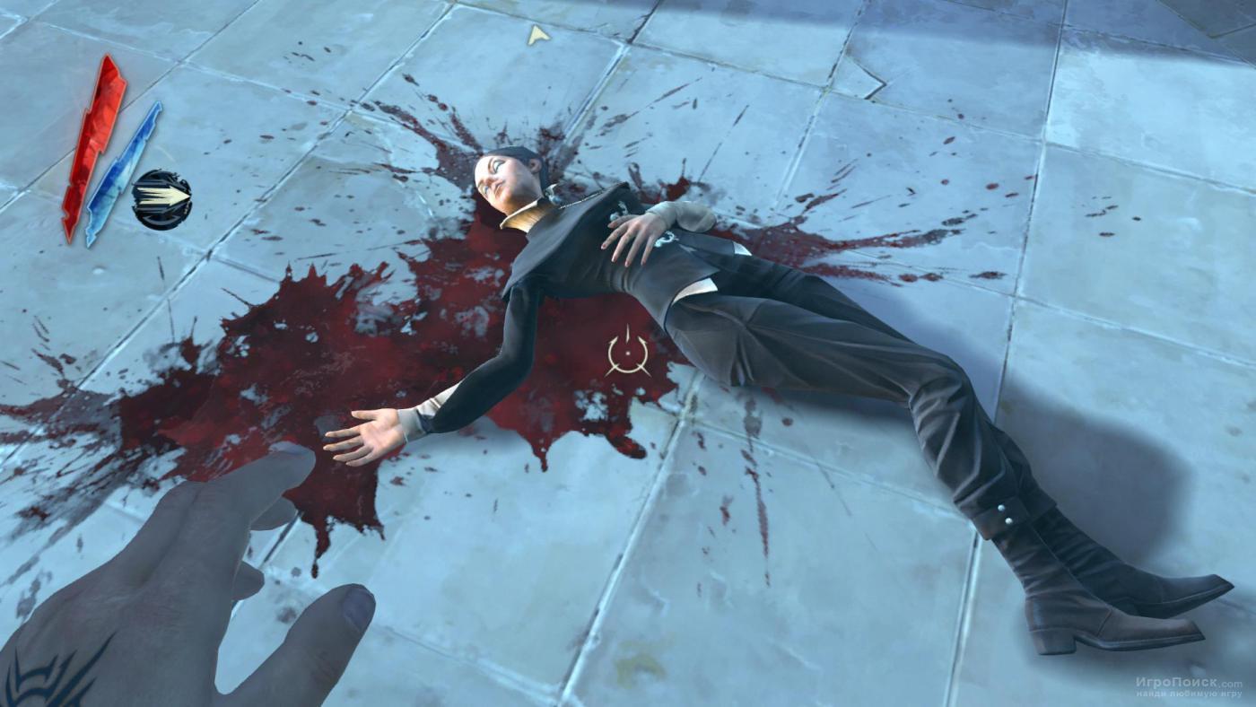 Скриншот к игре Dishonored