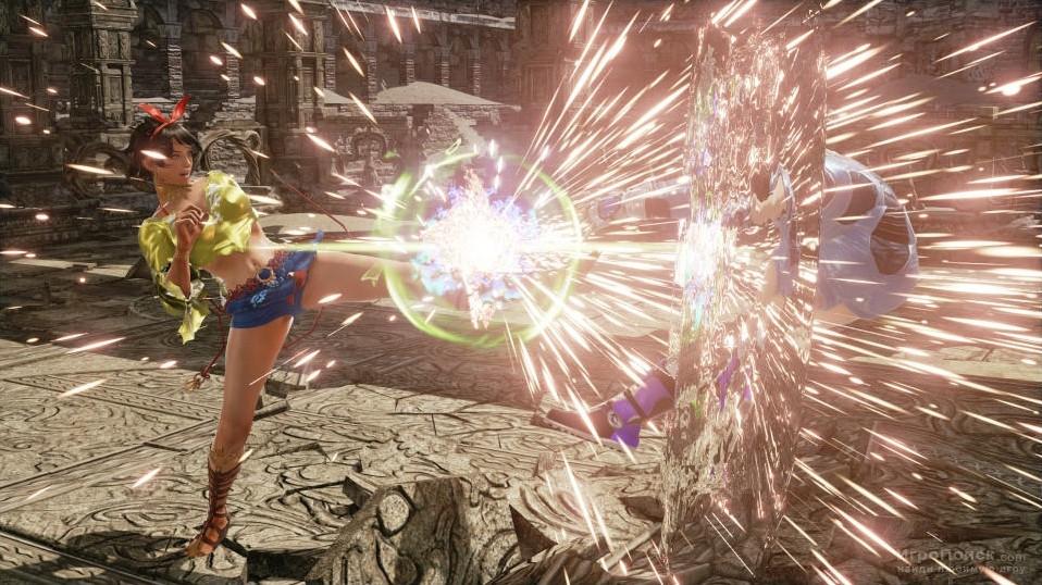 Скриншот к игре Tekken 7