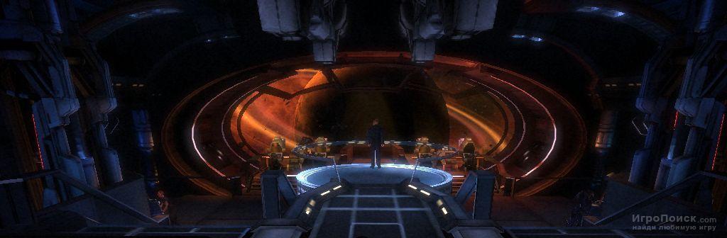 Скриншот к игре Mass Effect: Pinnacle Station