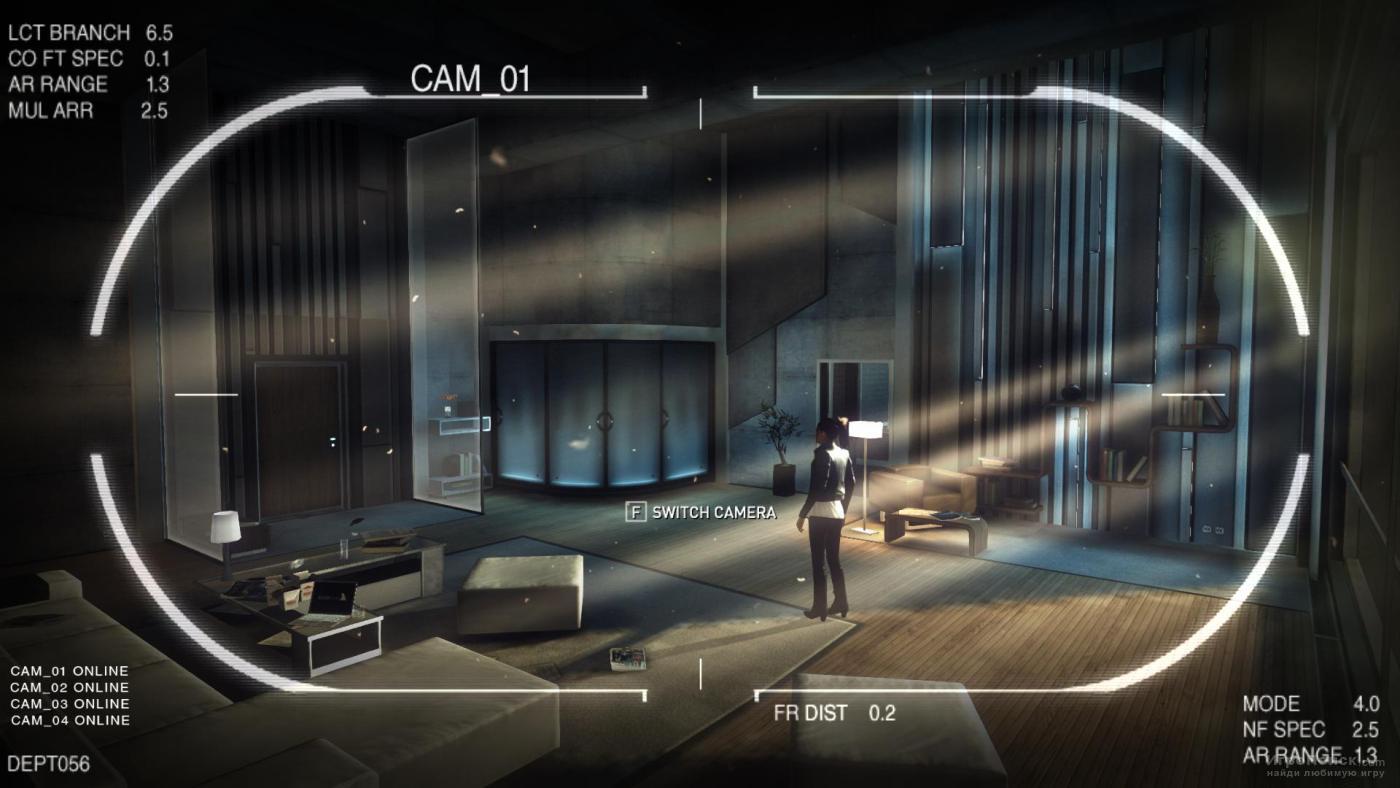 Скриншот к игре Syndicate 2012