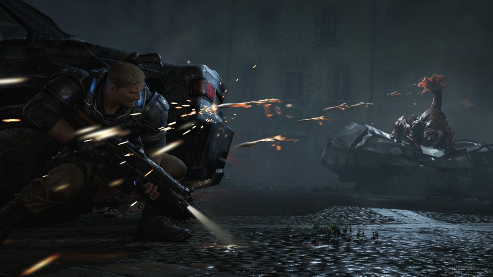 Скриншот к игре Gears of War 4