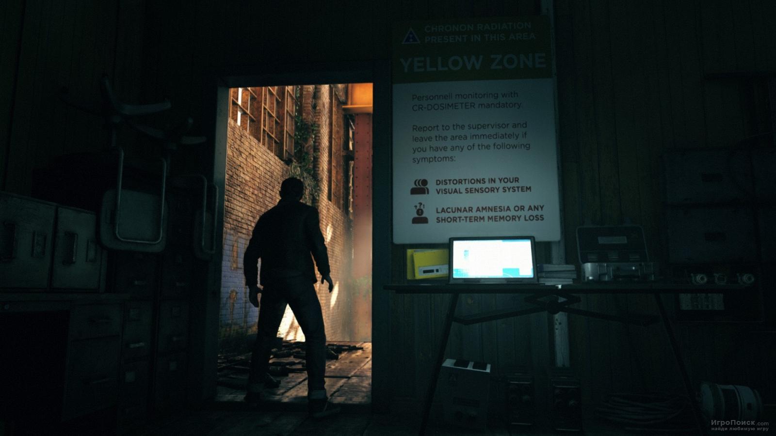 Скриншот к игре Quantum Break