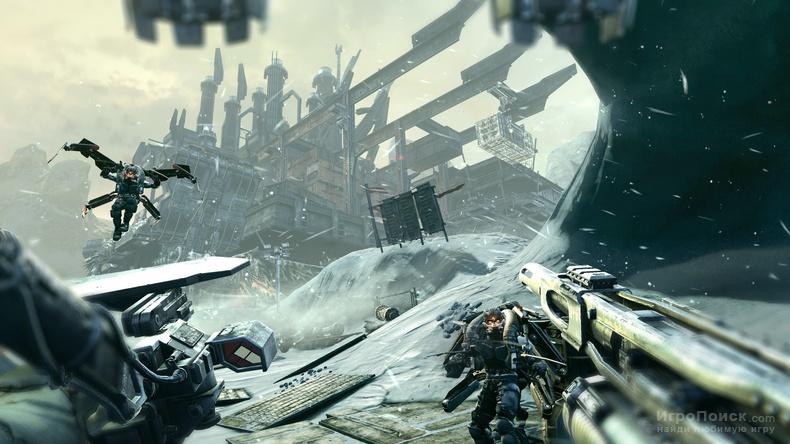 Скриншот к игре Killzone 3