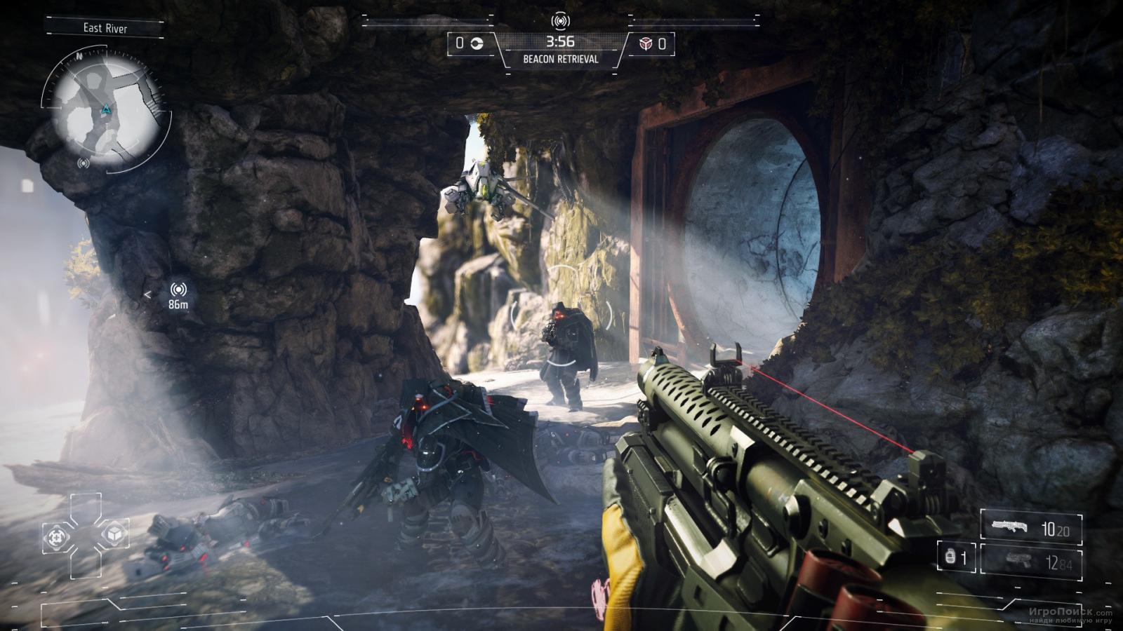 Скриншот к игре Killzone: Shadow Fall