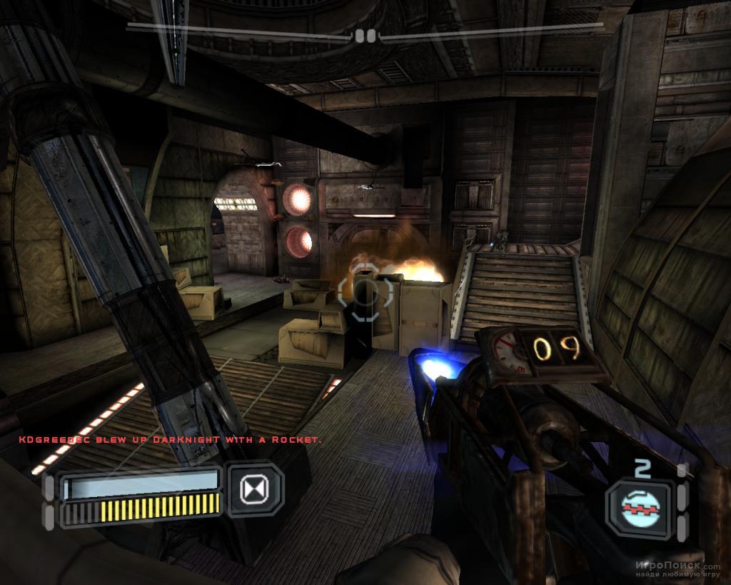Скриншот к игре Star Wars: Republic Commando