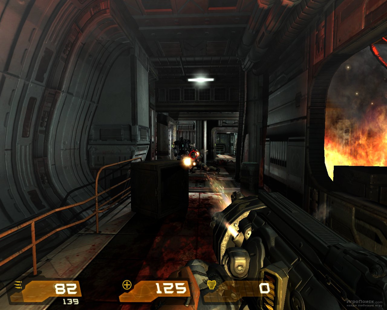 Скриншот к игре Quake IV