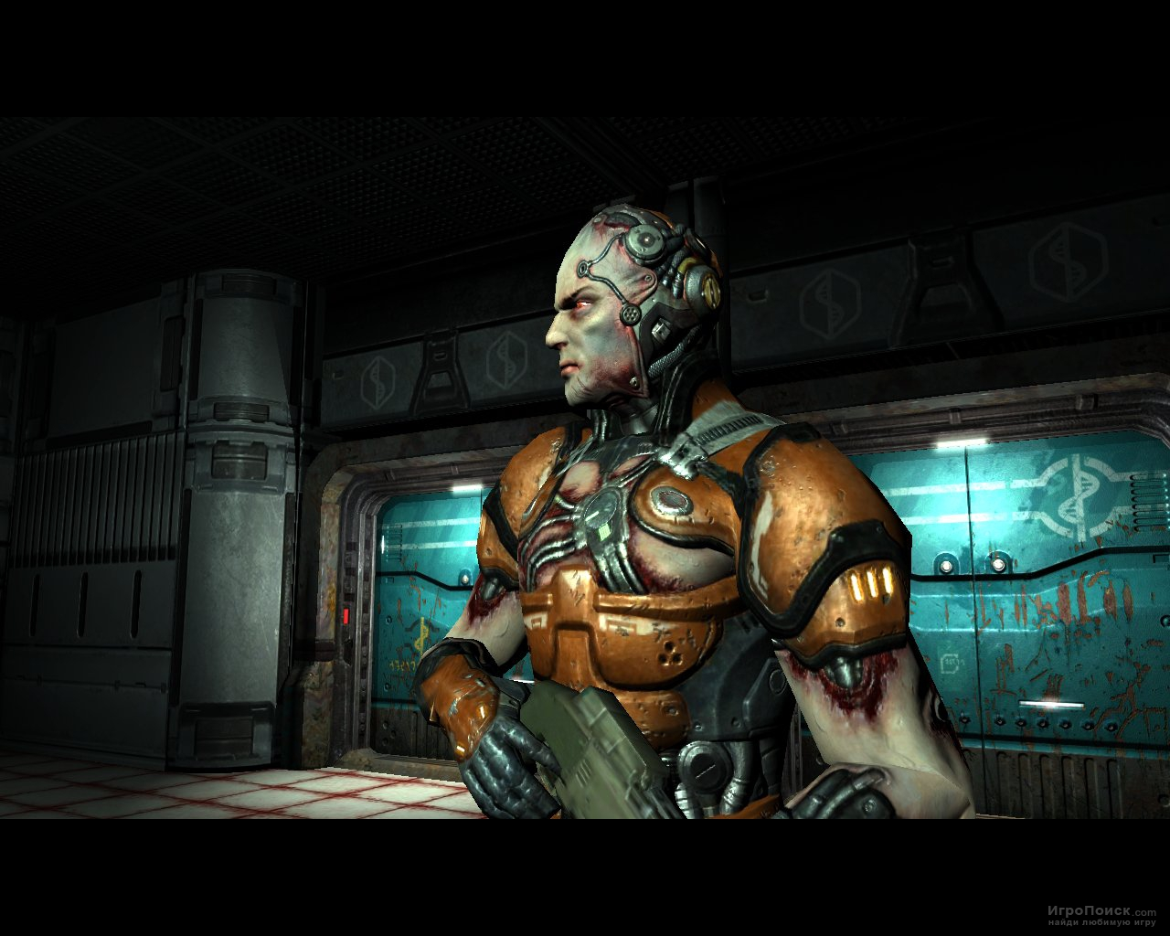 Скриншот к игре Quake 4