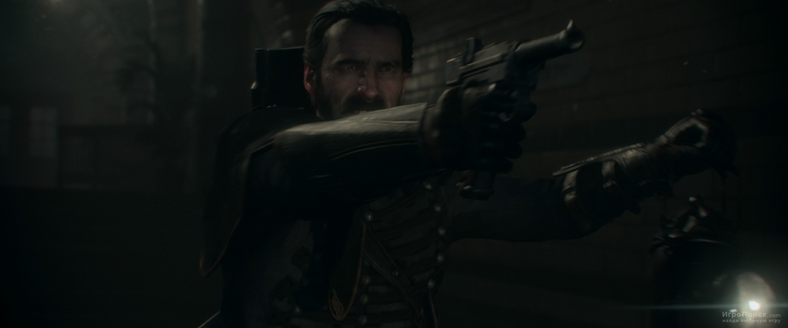 Скриншот к игре The Order: 1886