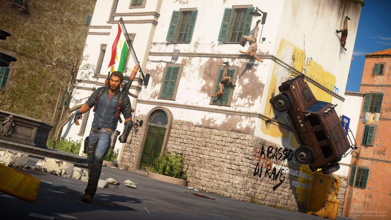 Скриншот к игре Just Cause 3