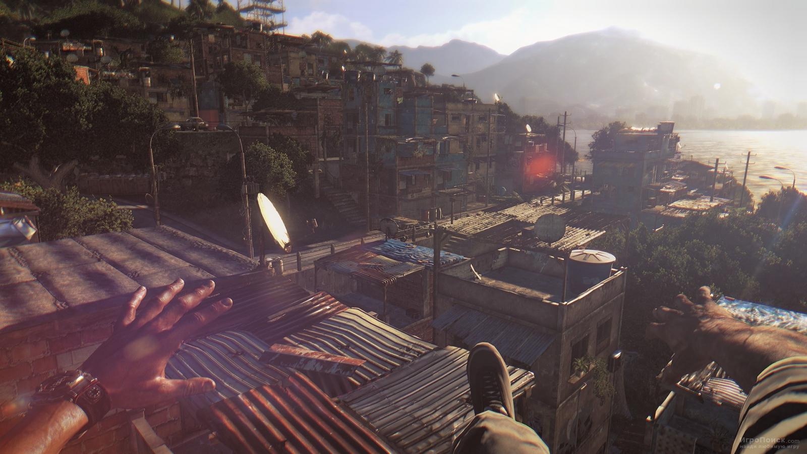 Скриншот к игре Dying Light