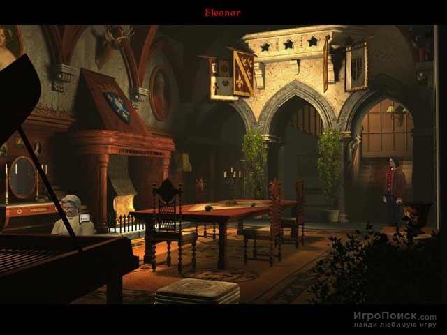 Скриншот к игре Black Mirror