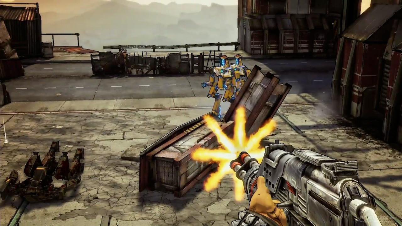 Скриншот к игре Borderlands 2