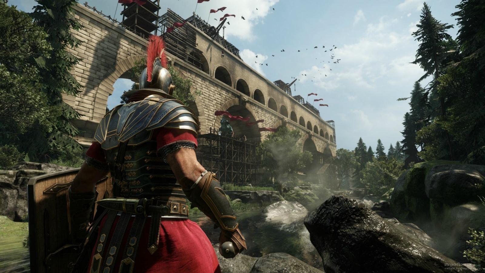 Скриншот к игре Ryse: Son of Rome