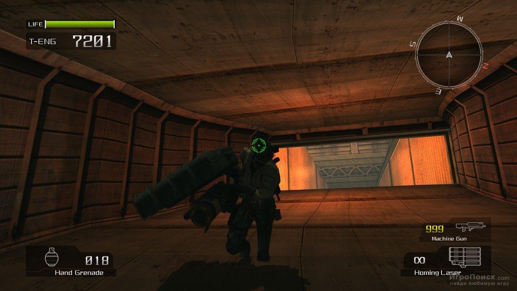 Скриншот к игре Lost Planet: Extreme Condition