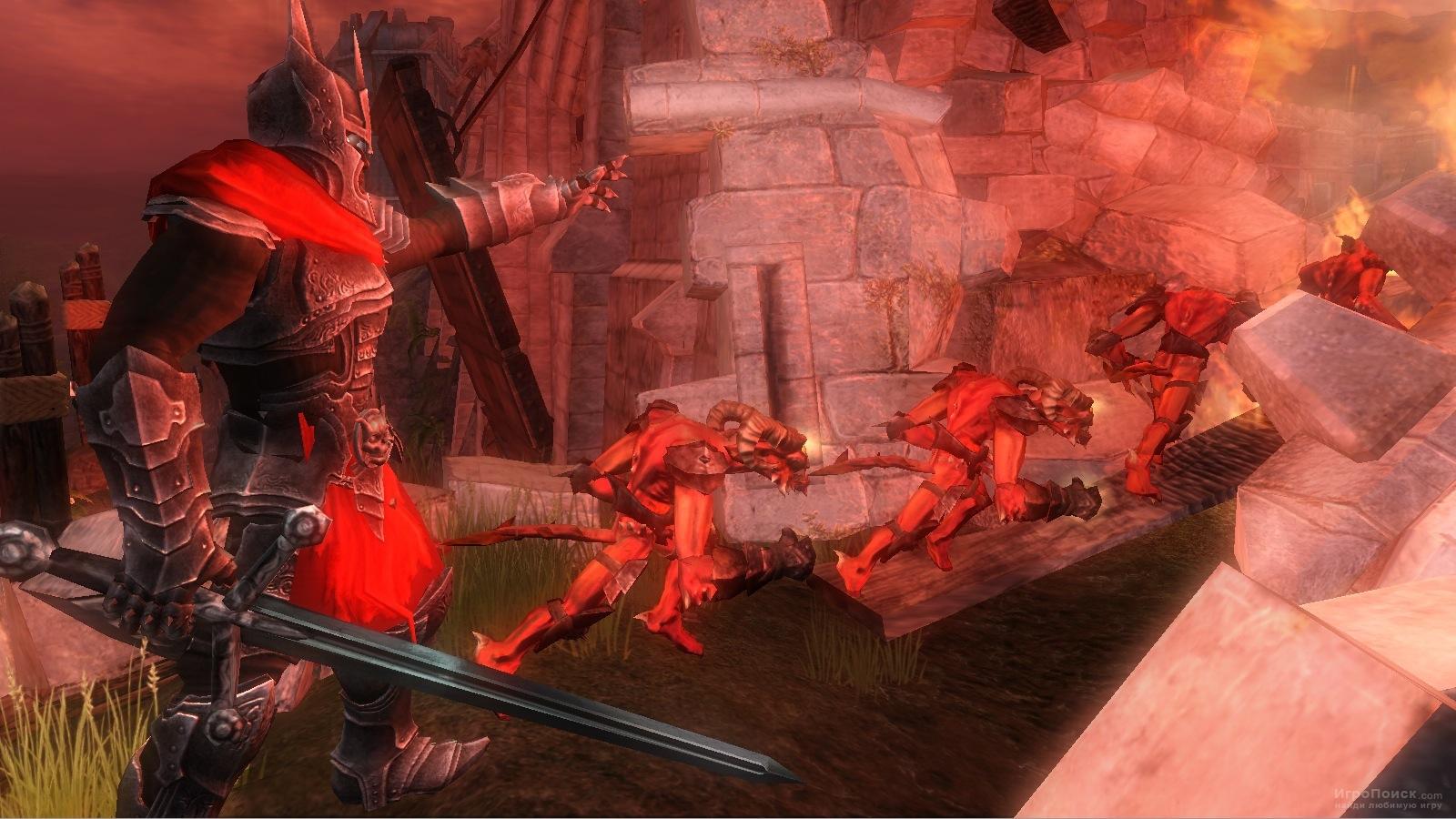 Скриншот к игре Overlord 2007