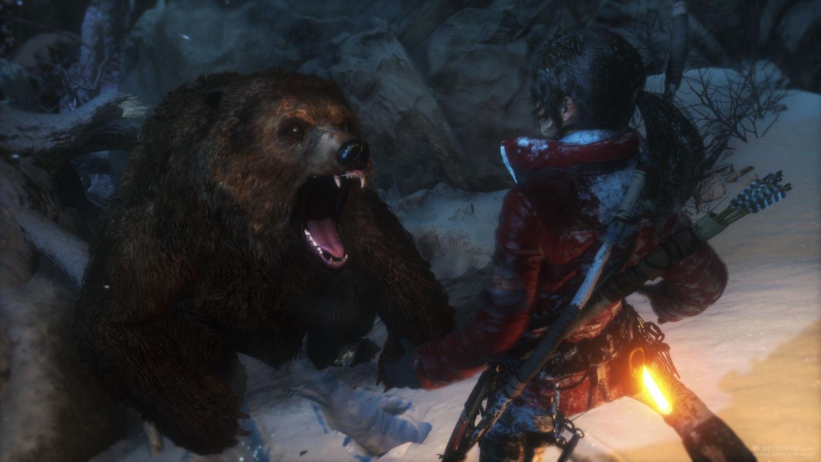 Скриншот к игре Rise of the Tomb Raider