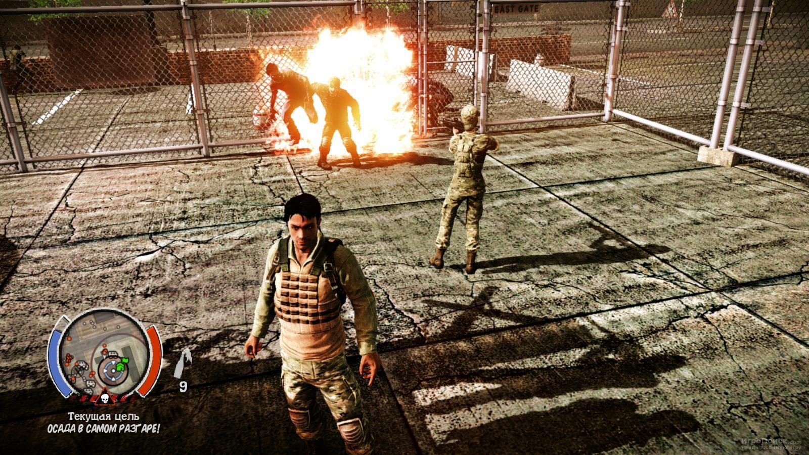 Скриншот к игре State of Decay