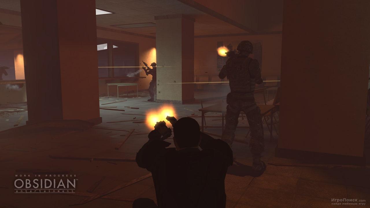 Скриншот к игре Alpha Protocol