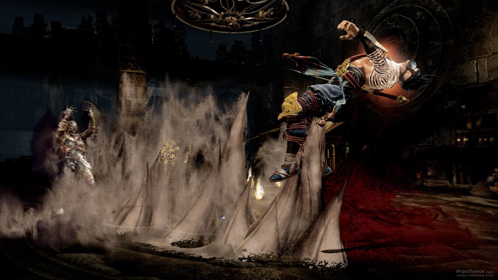 Скриншот к игре Killer Instinct