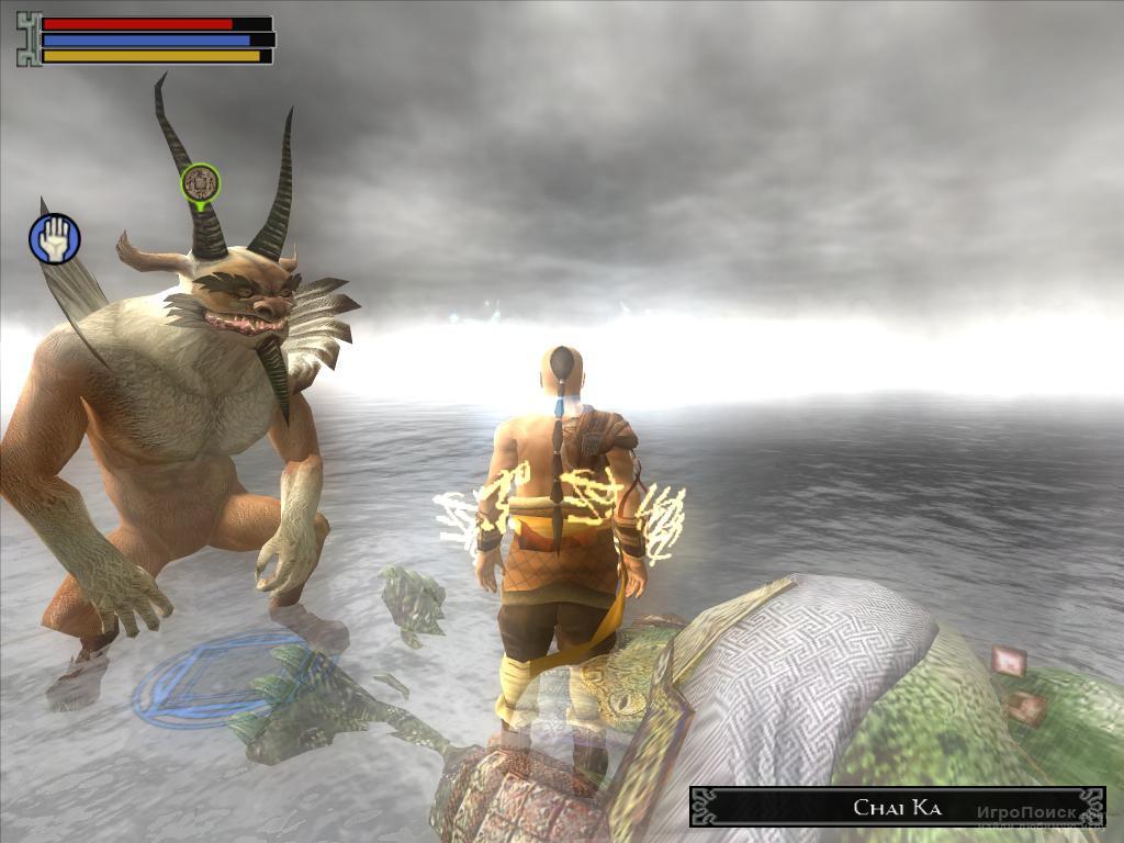 Скриншот к игре Jade Empire