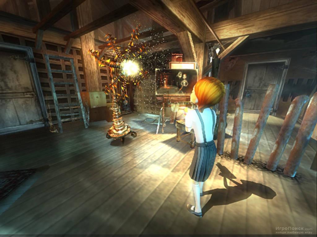 Скриншот к игре Monster House