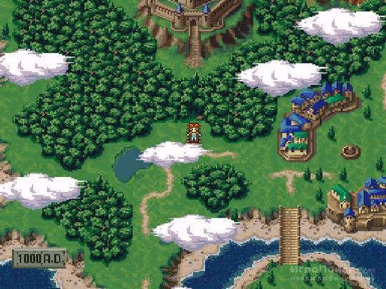 Скриншот к игре Chrono Trigger